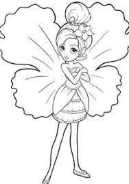 barbie thumbelina coloring pages thumbelina colouring pages best coloring pages database