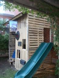 playhouse with slide open travel