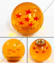 nissan altima 2005 shift knob 6 stars round dragon ball z jdm shift knob fits for 240sx 200sx