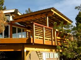 Deck Roof Ideas Home Decorating - deck on roof construction design and ideas adding a rooftop