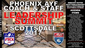 phoenix ayf leadership certification day