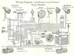 lambretta wiring diagram 12v wiring diagram and schematic design