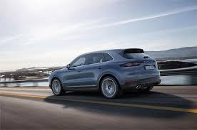 porsche suv in india 2018 porsche cayenne revealed india launch in june 2018