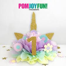 unicorn cake topper unicorn cake topper unicorn cake kit unicorn birthday