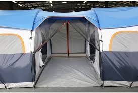 tunnel tent ozark trail 10 person camping family outdoor instant