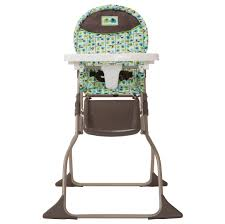 Evenflo Fold High Chair by Styles Baby Trend Portable High Chairs Walmart Design
