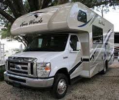 2018 thor motor coach four winds 22e class c pensacola fl