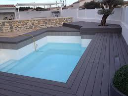 photo terrasse composite pgi habitat montpellier terrasse composite gazon synthétique