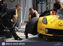 2nd corvette le mans 2nd june 2017 us corvette racing team