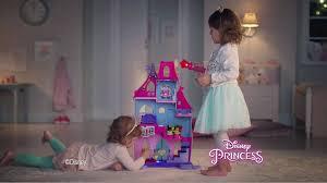 disney princess magical wand palace drl52