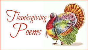 Famous Thanksgiving Poem Best Thanksgiving Poems Hubpages