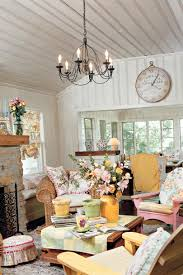 how to decorate a craftsman home 106 living room decorating ideas southern living