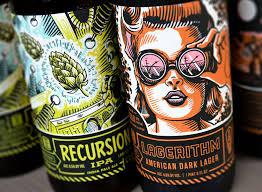 Design Your Own Home Brew Labels Bottle Logic Craft Beer Packaging Millennials Generation Y