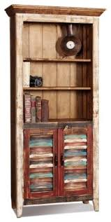 crafters and weavers la boca bookcase u0026 reviews houzz