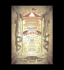 circus party invitation template 23 free jpg psd format