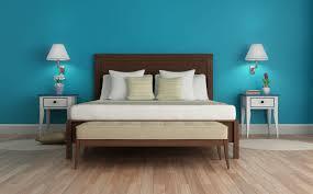 Schlafzimmer Wandgestaltung Blau Glamourös Wandfarbe Fur Schlafzimmer Erstaunlich Welche Farbe