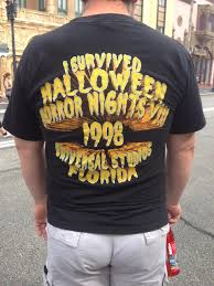 hhn vintage merchandise halloween horror nights orlando