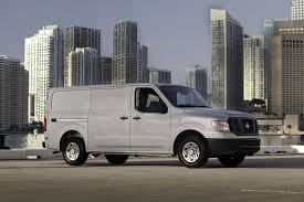 nissan van 15 passengers we hear gm partnering with nissan for new fullsize vans truck trend
