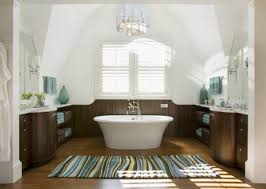Rug In Bathroom Distinctive Interior Design Tip Bye Bye Bath Mat Indianapolis