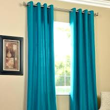 Torquoise Curtains Turquoise And White Curtains Ed Ex Me