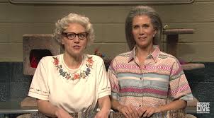 saturday night live thanksgiving skit highlights of kristen wiig u0027s return to snl includes major special