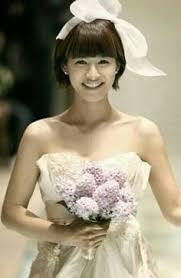Wedding Dress Korean Movie Kim Sa Rang Korean Actress Too Pretty N Handsome Not To Pin