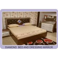 Turkish Furniture Bedroom Diamond Bed And Dressing Mirror Sanat Furniture Industry Ltd