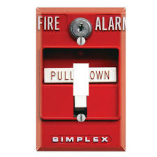 single toggle wall switch cover plate decor wallplate fire alarm