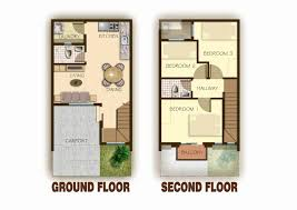 two story small house floor plans small two story house plans unique best home two story country