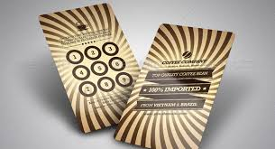 loyalty card template 12 great designs to use now