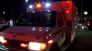 first responders four ejected from vehicle in overnight crash