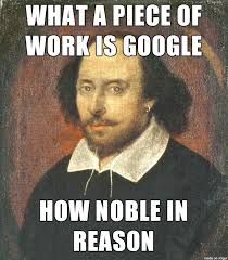 Shakespeare Meme - playful commentary on the digital 10 6 13 grayson t m nowak
