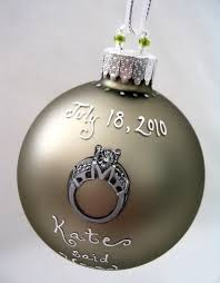 engagement ring ornament rainforest islands ferry