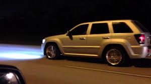 srt8 jeep dropped 2012 mustang v6 vs 2008 srt8 jeep youtube