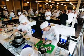 thanksgiving point hosts prostart state cooking competition