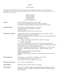 Sample Resume For Pediatric Nurse by Supermarket Resume Sample Resume For Your Job Application