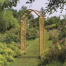 wedding arches bunnings garden arch gardman 2180mm elegance 62235 i n 3320302 bunnings