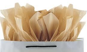 brown tissue paper brown kraft tissue paper bpkraft bee bags australia s
