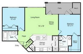 Cascade Floor Plan Cascade Falls Rentals Akron Oh Apartments Com