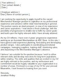 retail cover letter examples uk 19 example of good cover letter