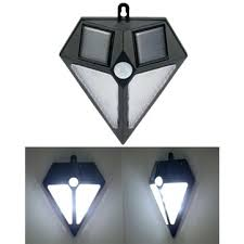 Dusk To Dawn Motion Sensor Outdoor Lighting Sconce Solar Powered Outdoor Sconces Cool White 14 H Dusk To