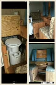 custom scamp with airhead composting toilet http seattle