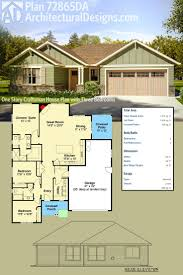 112 best craftsman house plans images on pinterest craftsman architectural designs one story craftsman house plan 72865da gives you 3 bedrooms and over 1 800 square