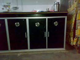 Aluminum Kitchen Cabinets Kitchen Cabinets Manufacturer Inmoga Punjab India By Goyal