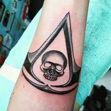 Black Flag Tattoos Amazing Assassin U0027s Creed Tattoos U2013 Page 5 U2013 Tattoo Artist Magazine