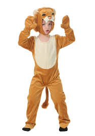 lion costume toddler plush lion costume
