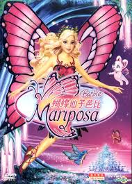 yesasia barbie mariposa dvd hong kong version dvd
