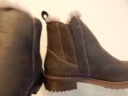 emu australia s boots emu australia charcoal nu buck waterproof ankle boots 20