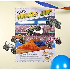 monster jam truck party supplies nickelodeon creativity party shop