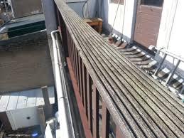balkon isolieren vervangen balkon bitumen vloerplanken afschot en isoleren werkspot